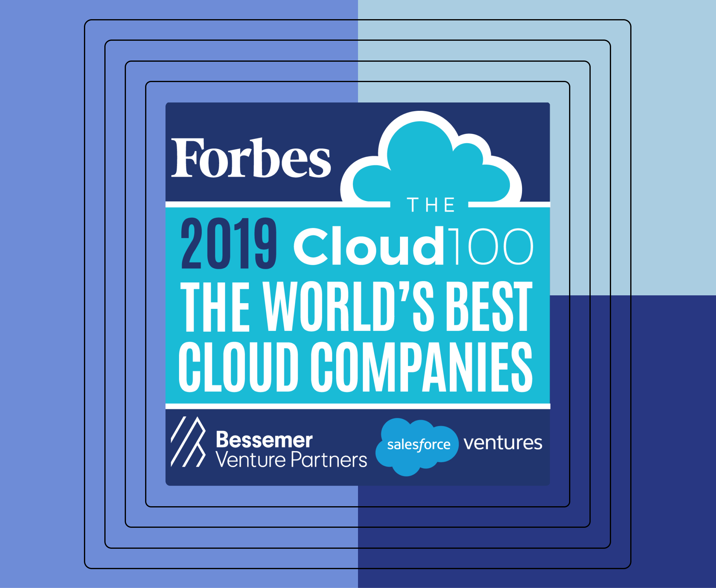 Alloy named forbes cloud 100