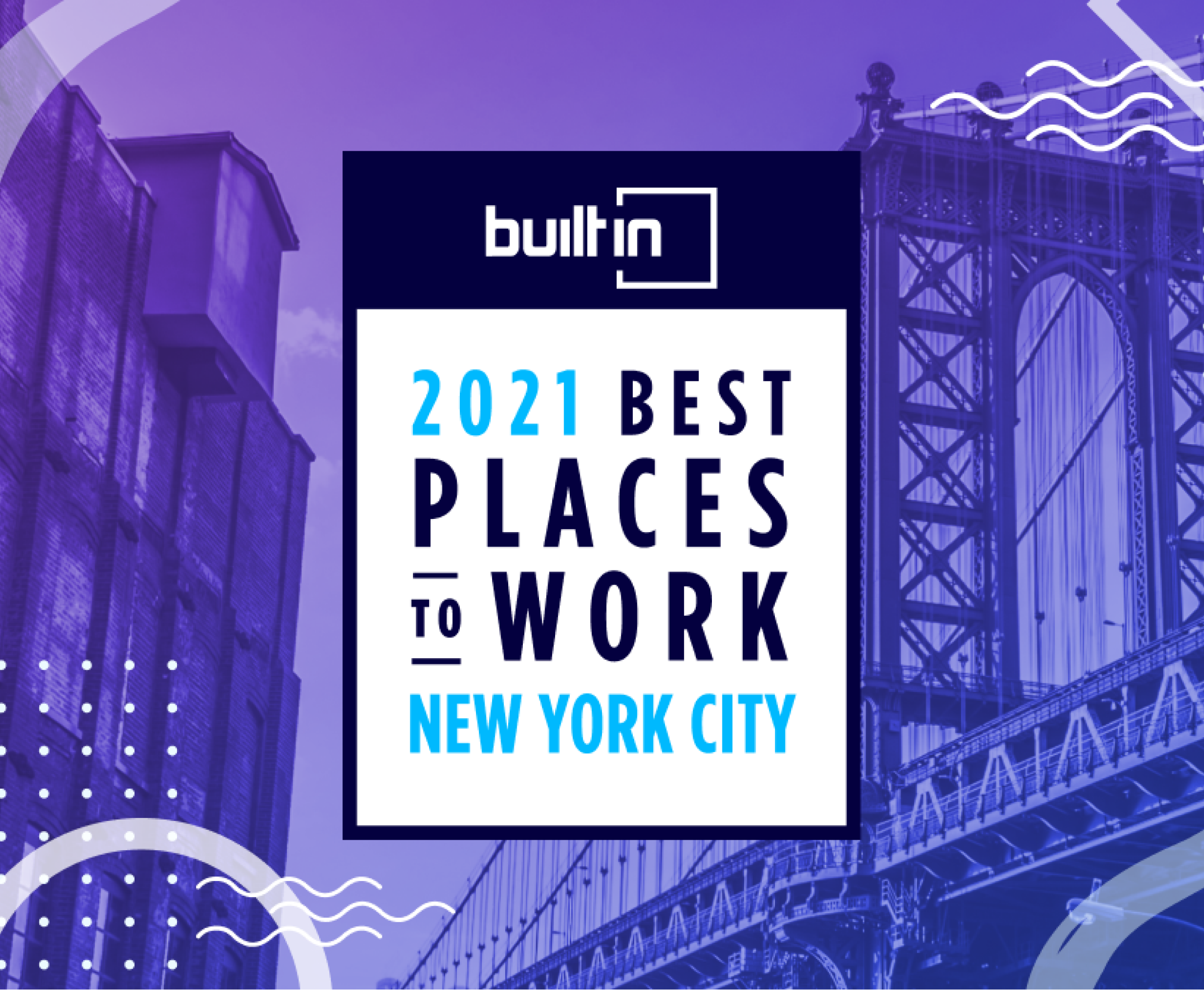 Best places to work builtin